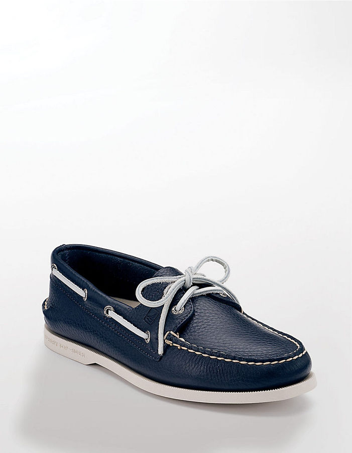 Man Shoes Sperry Blu navy