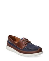 Mephisto Trevis Boat Shoe