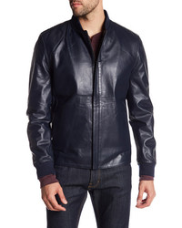 Maceoo Leather Jacket