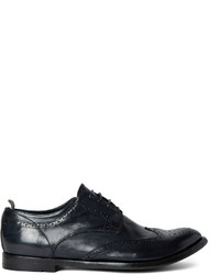 prada imitation - Prada Leather Wingtip Oxford   Where to buy & how to wear