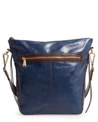 Banyon calfskin leather bucket bag brown medium 5308603