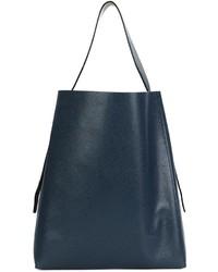 Valextra Medium Bucket Shoulder Bag