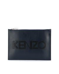 b41a1591eb Women's Navy Clutches by Kenzo | Women's Fashion | Lookastic.com