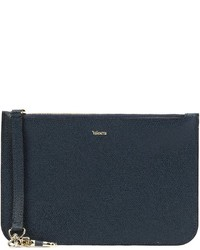 Valextra Zipped Pouch