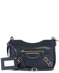 Balenciaga Classic Metallic Edge Hip Cross Body Bag