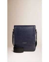 Burberry London Leather Crossbody Bag