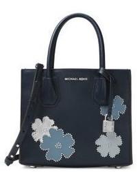 MICHAEL Michael Kors Michl Michl Kors Flowers Mercer Leather Messenger Bag