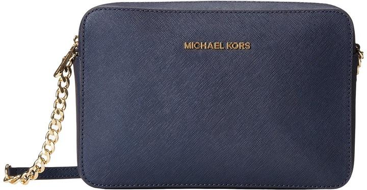 84e281654e0b ... Bags MICHAEL Michael Kors Michl Michl Kors Jet Set Travel Large East  West Crossbody Cross Body Handbags ...