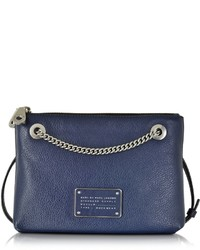 Marc by Marc Jacobs New Too Hot To Handle Double Decker Amalfi Coast Leather Crossbody