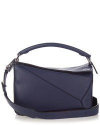 Loewe Puzzle Small Leather Cross Body Bag
