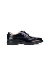 Hogan Lace Up Derby Shoes