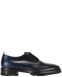 Lanvin Slip On Derby Shoes