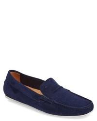 Santoni Tanton Driving Shoe