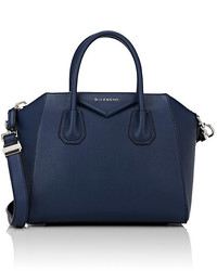 Givenchy Antigona Small Duffel Bag Navy