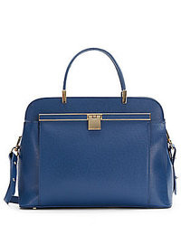 Ivanka Trump Kristen Saffiano Faux Leather Satchel