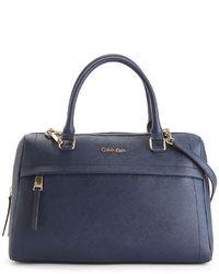 Saffiano leather satchel medium 31955