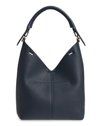 Navy Leather Handbags for Women   Women s Fashion   Lookastic.com 2851e6611b