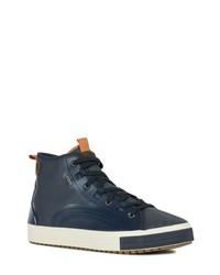 Geox Kelthor Abx 3 High Top Waterproof Sneaker