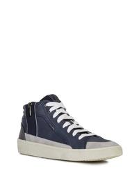 Geox Warley 8 High Top Sneaker