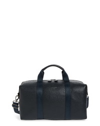 Ted Baker London Holding Leather Duffle Bag