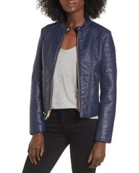Blakely faux leather jacket medium 4913298