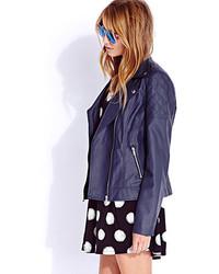 ... Forever 21 Street Chic Moto Jacket