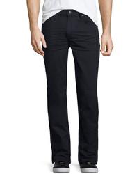 Joe's Jeans Brixton Resin Denim Jeans Navy