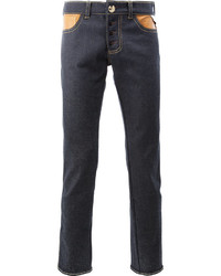 Wales Bonner Contrast Pocket Jeans