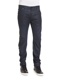 G Star G Star Arc 3d Dark Aged Slim Denim Jeans Navy