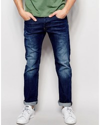 G Star G Star Revend Slim Fit Jeans In Medium Aged