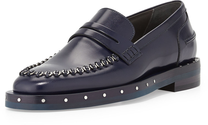 Lanvin Leather loafers 3FISTdn3