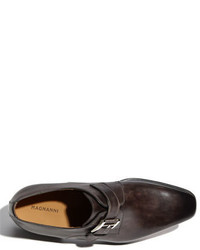 Sebago Classic Ink Blue Full Grain Leather Penny Loafers