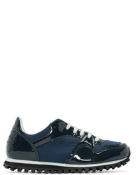 Comme des Garcons Comme Des Garons Comme Des Garons Navy Spalwart Edition Sneakers