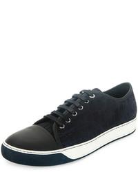 Croc embossed low top sneaker medium 641138