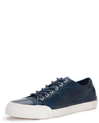 Frye Greene Leather Low Top Sneaker