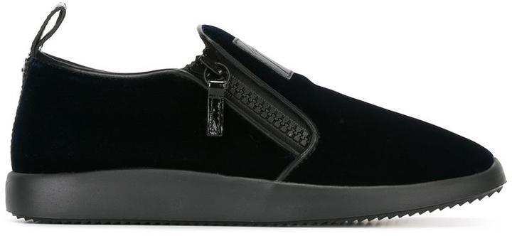 Giuseppe Zanotti Design Runner Low Top Sneakers