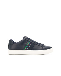 Ps By Paul Smith Stripe Lace Up Sneakers
