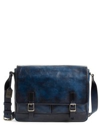 Oliver leather messenger bag medium 329373