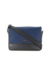 Kent & Curwen Rectangular Messenger Bag