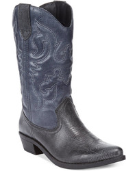 Rampage Valiant Cowboy Boots