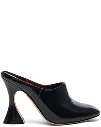 Sies Marjan Patent Leather Elisa Mules
