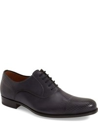 Mezlan Bonet Perforatetd Cap Toe Oxford