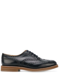 Church's Classic Lace Up Oxford Shoes