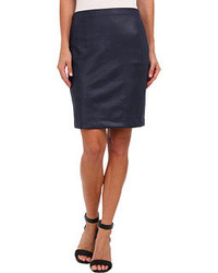 Faux leather pencil skirt medium 116995