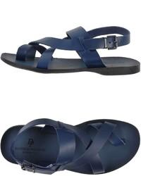 Daniele Polidori Thong Sandals