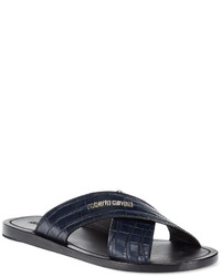 Roberto Cavalli Martinica Crossband Sandals
