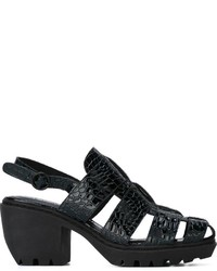 Opening Ceremony Fisherman Croc Effect Sandals