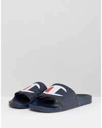Champion Sliders With Large Logo