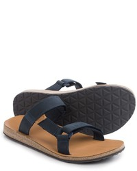 Teva Universal Slide Sandals Leather