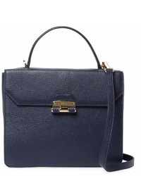 Furla Chiara S Leather Satchel